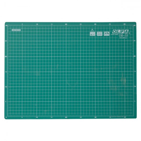 Коврик OLFA защитный , формат A4