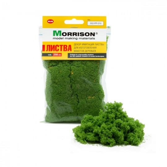 Имитация листвы. Городское озеленение. Morrison.