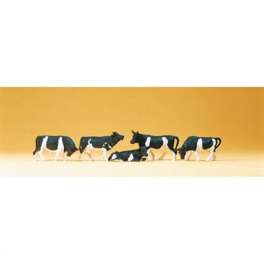 Модели коров Preiser 14155
