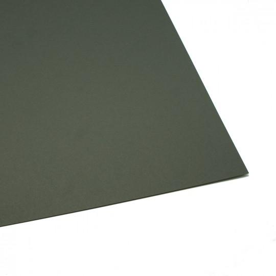 Картон без тиснения темно-серый 270 г/м² 320х485 мм