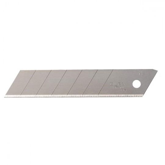 Лезвие OLFA сегментированное, 18х100х0,5мм, 50шт