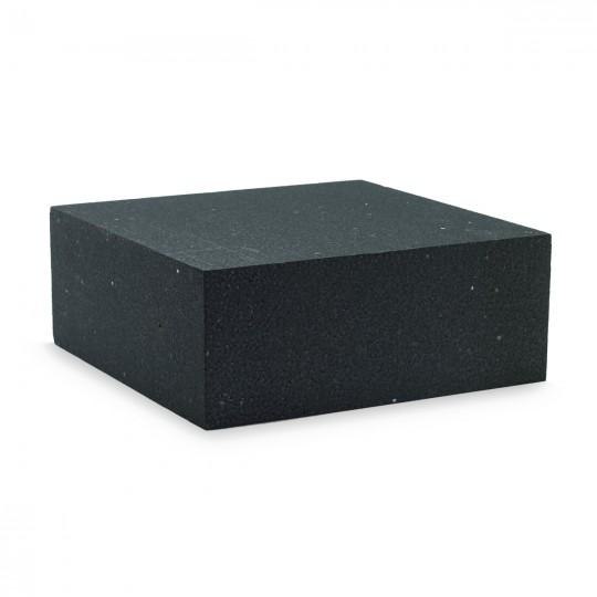 Черный пенопласт 240х240х100